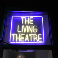 Photo taken at The Living Theater by Rafa S. on 10/26/2012