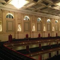 2/6/2013 tarihinde Rafa S.ziyaretçi tarafından Symphony Hall'de çekilen fotoğraf