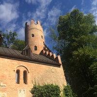 Photo taken at Burg Schwaneck by Heike on 7/30/2015