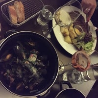 Foto tirada no(a) Brasserie La Bonne Franquette por Heike em 2/24/2017
