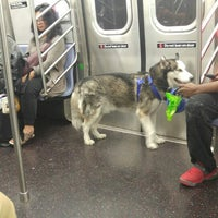 Photo taken at MTA Subway - 15th St/Prospect Park (F/G) by Meghan T. on 5/25/2016