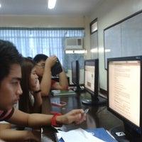 Photo taken at Dolan Bldg, Ateneo de Naga University by Annie F. on 7/17/2013