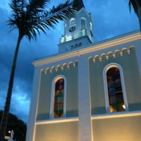 Photo taken at Catedral De São José Dos Pinhais by Gilson F. on 2/21/2013