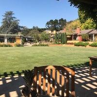 Photo taken at Marinus - Bernardus Lodge by Martina U. on 10/14/2017