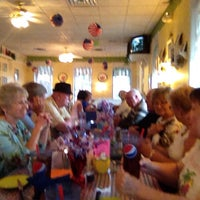 Photo taken at Mayberry Cafe by Bradley L. on 6/18/2014