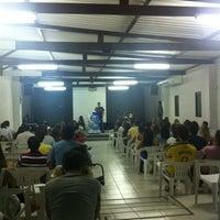 Photo taken at Igreja Batista Sal & Luz by Walter M. on 6/30/2013