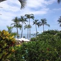 Photo taken at Dreams Resort & Spa by Aida P. on 7/21/2013