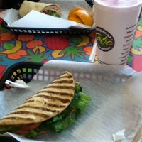 Photo taken at Tropical Smoothie Cafe by James C. on 6/2/2013