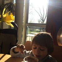Photo taken at Finsbury Park Cafe by Elizaveta R. on 1/20/2017