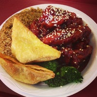 Photo taken at New Kahala Chinese Cuisine by Erin K. on 5/29/2013