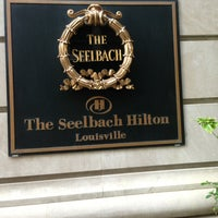Photo taken at The Seelbach Hilton Louisville by Makoto Y. on 5/21/2013