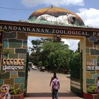 Photo taken at Nandankanan Zoological Park by Rajarshi C. on 6/4/2013