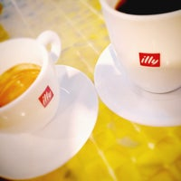 Photo taken at Illy Caffè by Austin on 7/8/2016