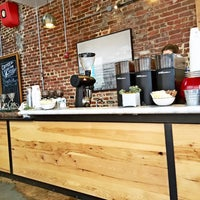 Photo taken at La Colombe Torrefaction by Austin on 7/6/2016