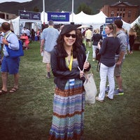 Photo taken at Food & Wine Classic by Nicole I. on 6/22/2014
