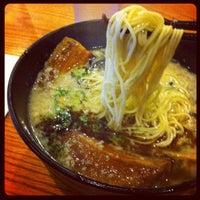 Photo taken at Ramen Yamadaya by Nicole I. on 11/30/2012