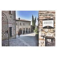 Photo taken at Verucchio by Eugi A. on 8/10/2014