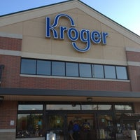 Photo taken at Kroger by Drew W. on 5/13/2013