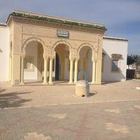 Photo taken at Sidi Elmezri by Mannou A. on 2/4/2014