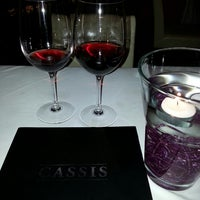 Photo taken at Cassis Restaurant by Gloria T. on 6/11/2013