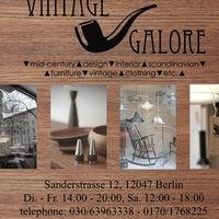 vintage galore thrift vintage store in reuterkiez. Black Bedroom Furniture Sets. Home Design Ideas