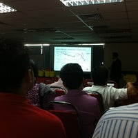 Photo taken at Maakl Mutual Berhad by Awal Nazby A. on 7/8/2013