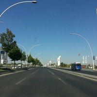 Photo taken at Eskişehir Yolu by Özge T. on 8/7/2013