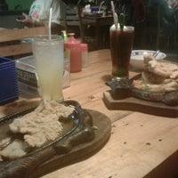 Photo taken at Kampoeng Steak by Nosy K. on 7/31/2013