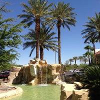 Снимок сделан в JW Marriott Las Vegas Resort & Spa пользователем Senam B. 6/1/2013