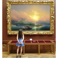 Снимок сделан в Русский музей пользователем Helena G. 7/3/2013