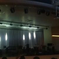 Photo taken at Birsen Tezer & Bülent Ortaçgil Konseri by Aydın Ç. on 7/4/2013