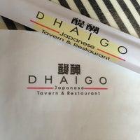 Photo taken at Dhaigo | 醍醐 by Glauber G. on 7/2/2013