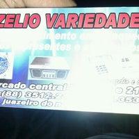 Photo taken at Ozelio Variedades no Mercado Central by Junior A. on 6/14/2013
