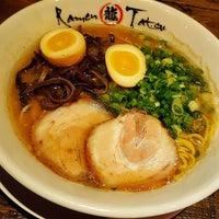 Photo taken at Ramen Tatsu by Marvin N. on 12/7/2016