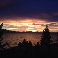 Photo taken at Edgewood Tahoe Golf Course by Kim W. on 7/20/2014