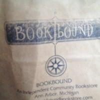 Photo taken at Bookbound by Ann Y. on 8/31/2013