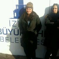 Photo taken at Izmir Buyuksehir Belediyesi Mezarliklar Sube Müdürlüğü by TC Canan M. on 12/19/2016
