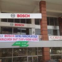 Photo taken at BOSCH Mimaroba by Sahin T. on 6/27/2014