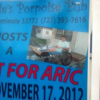Photo taken at The Porpoise Pub by Lars-Erik R. on 11/18/2012