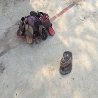 Photo taken at Komplek DDN Pondok Kelapa by DaraPiyavadi on 6/18/2014