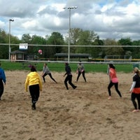 Photo taken at Southfield Civic Center - Volleyball by Scott B. on 5/12/2013