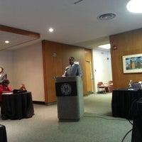 Photo taken at Wayne State University Law School by Scott B. on 12/11/2013