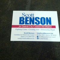 Photo taken at City Of Detroit-Department Of Elections by Scott B. on 9/26/2013