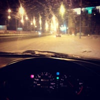Photo taken at Аллея Меда by Ксения К. on 1/29/2014