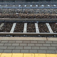 Photo taken at Stazione Mariano Comense by Laura T. on 9/29/2014