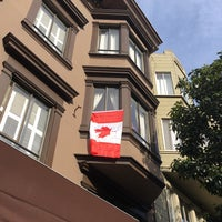 Photo taken at Russian Hill by karla p. on 4/27/2017