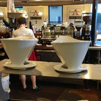 Photo taken at Anodyne Coffee Roasting Co by Kymme G. on 7/29/2013