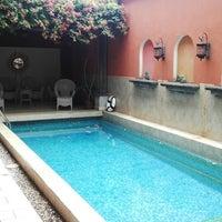 Photo taken at Hotel La casa de los arcos by Roberto M. on 5/14/2013
