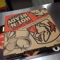 Photo taken at Little Caesars Pizza by Dorian E. on 12/8/2013