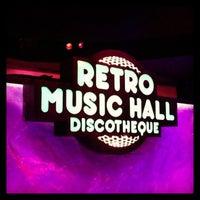 Foto tomada en Retro Music Hall por Petr B. el 8/1/2013